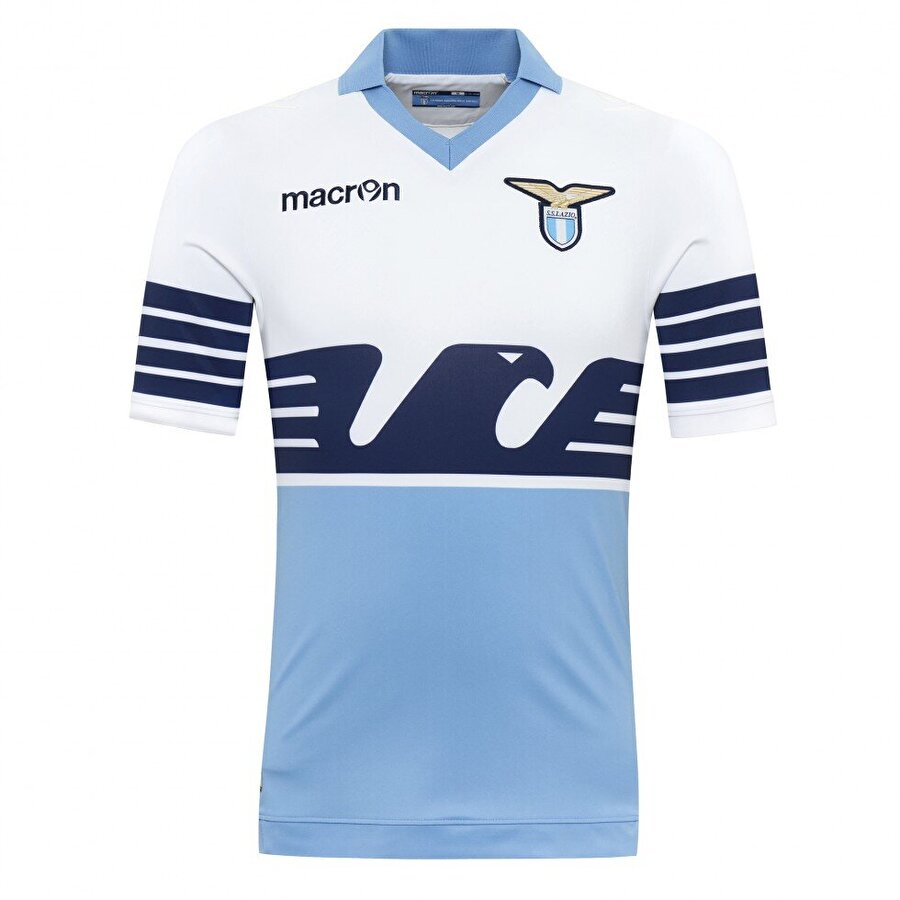 Lazio Lazio Kulübü, 9 Ocak 1900'de İtalyan Ordusu mensubu Luigi Bigiarelli tarafından kuruldu. Yunan mitolojisinden etkilenen Bigiarelli, takımın mavi-beyaz renkleri kullanmasına karar verdi. Ayrıca kurucusu, ordu mensubu olduğu için takım logosu Roma İmparatorluğu ordusunun simgesi 'kartal' olarak belirlendi.