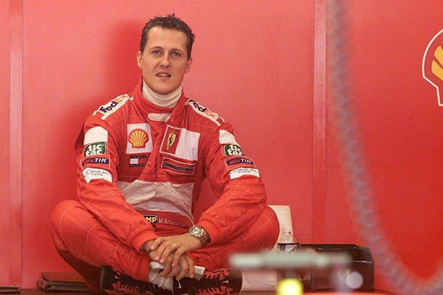 Ailesi korkmaya başladı                                      Kazanın ardından Schumacher'in ailesi oğullarının daha güvende olarak bu tutkusunu sürdürebilmesi için minik Schumi'yi bir karting kulübüne yazdırdı.