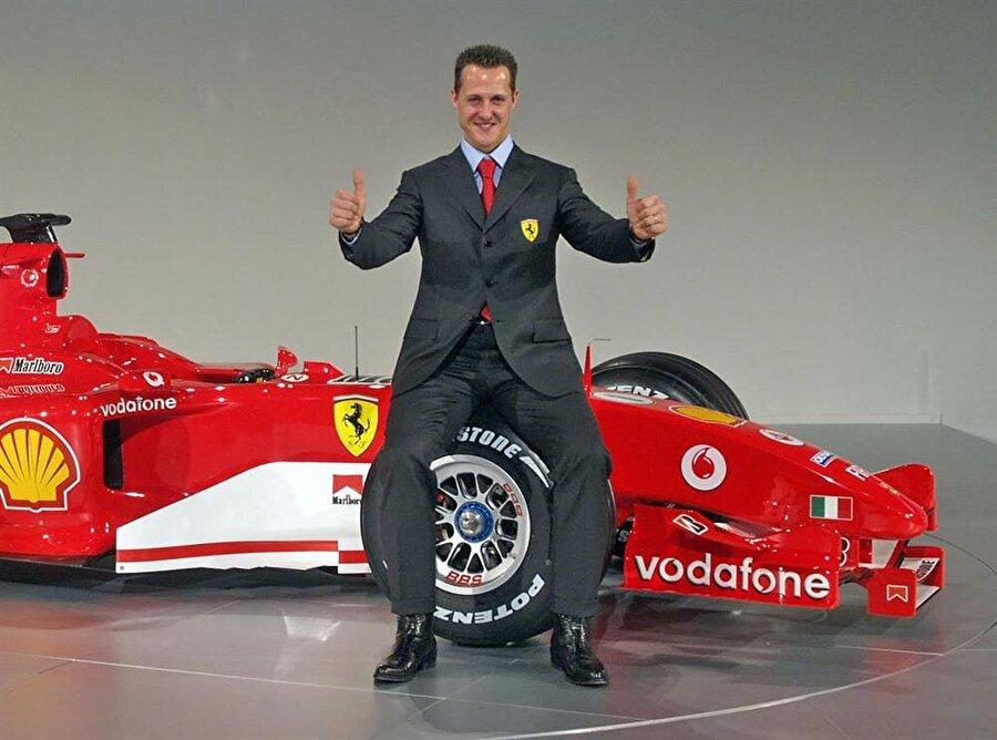 2006'da emekli oldu                                      Başarılı sporcu 22 Ekim 2006 tarihinde Brezilya Grand Prix'in ardından emekli oldu.