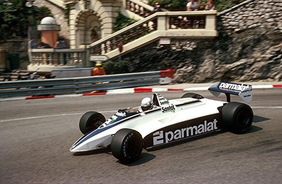 Ceza verildi FIA, 1983 Formula 1 sezonunda ground effect aerodinamiklerine ceza yaptırımı uyguladı.