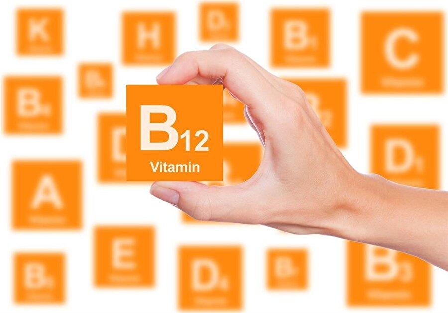 B 12, selenyum ve folik asit bakımından zengin yiyecekler tüketmek, daha iyi hissetmemizi sağlıyor.