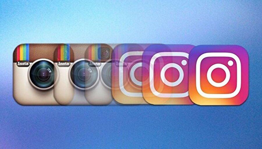 Artık çağ dışı kalan uygulama simgesi ve tasarımı, Instagram'ın görsel açıdan sosyal medya platformuna yakışmayan bir imaj çizmesine neden olmuştu.