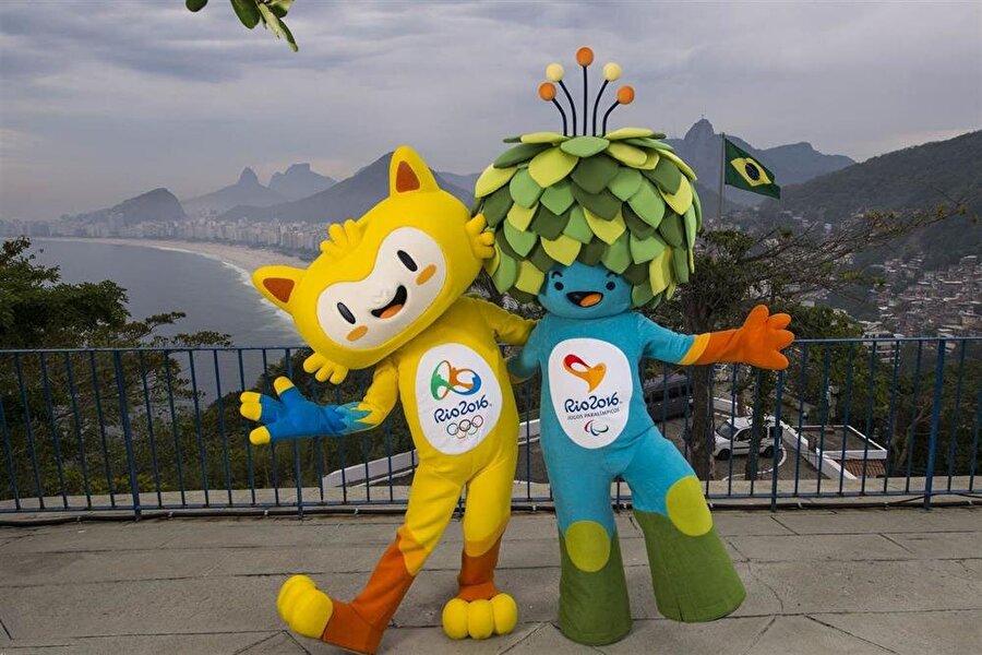 Şimdi sıra Rio'da                                                                           4 yıllık özlem 5 Ağustos'ta son buldu. 2016 Yaz Olimpiyatları 21 Ağustos'ta sona erecek. Türkiye adına, oyunlarda 103 katıldı.