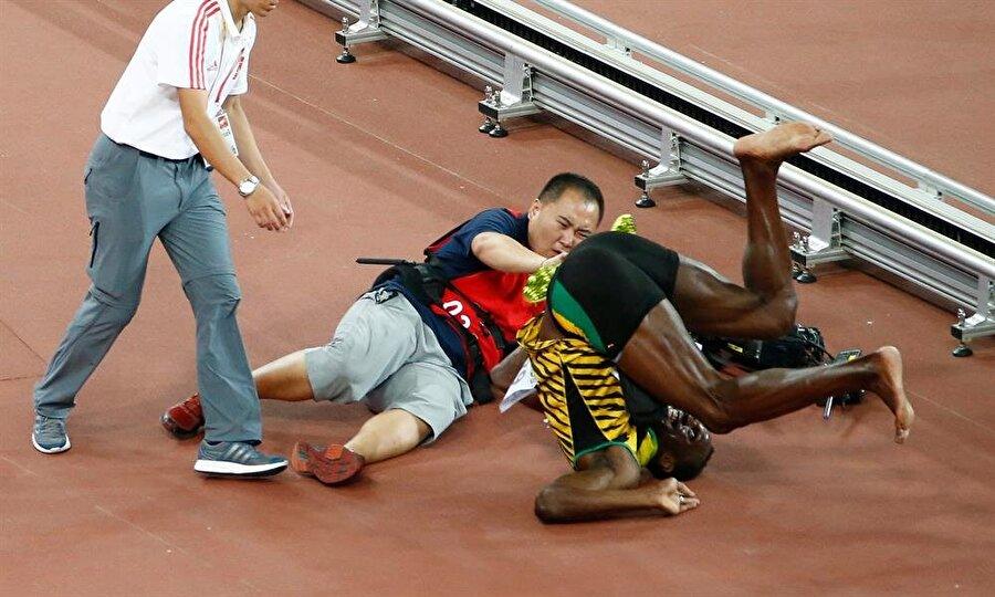 En hızlı çocuk                                                                                                                12 yaşına kadar okulun en hızlı çocuğu unvanı Bolt'a aitti.