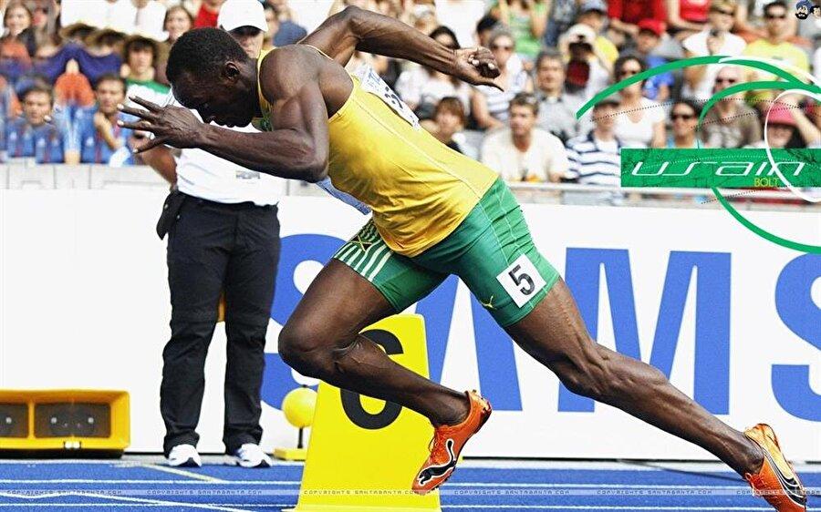Rekorlarını geliştirdi                                                                                                                                                     2009 Dünya Atletizm Şampiyonası'nda, kendine ait olan 100 m ve 200 m dünya rekorlarını 9.58 ve 19.19 saniyelik dereceleri ile geliştirdi.