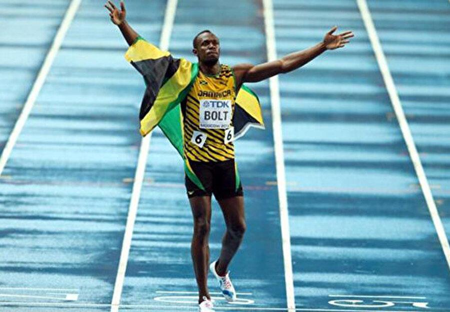 Dünya sporcusu Bolt                                                                                                                                                     2009, 2010 ve 2013'te Bolt, Yılın Laureus Dünya Sporcusu olarak belirlendi.
