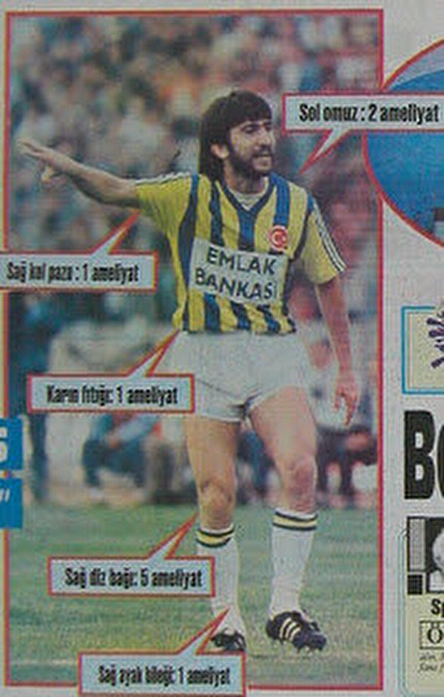 Futbol kariyeri bitti                                      1995 yılında Rıdvan Dilmen, dönemin başkanı Ali Şen'le anlaşarak Fenerbahçe'den ayrıldı.
