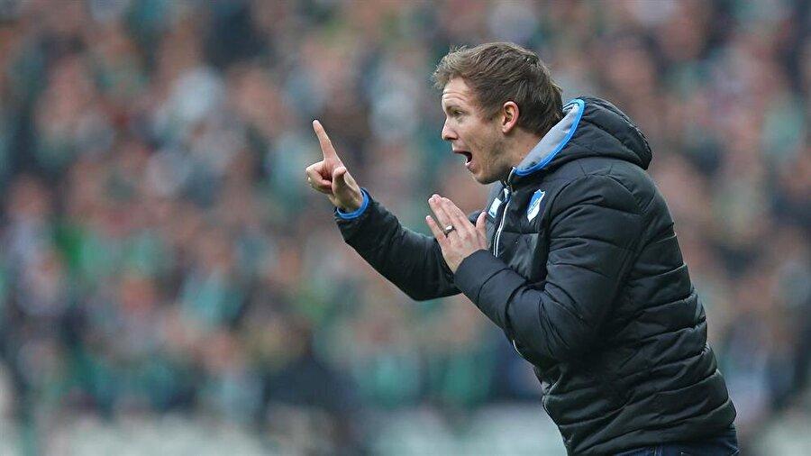 11 Şubat 2016'da göreve başladı  Nagelsmann gelişmelerin ardından 11 Şubat 2016'da Hoffenheim'ın başına geçti.