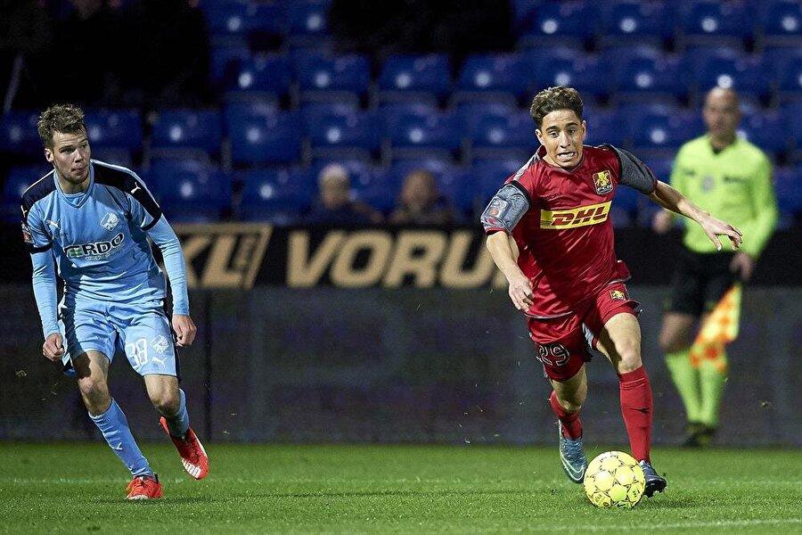 973 dakika sahada kaldı A Takım forması ile 13 maça çıkan Emre 2 gol atıp 2 de asist yaptı. Genç yetenek toplam 973 dakika sahada kaldı.