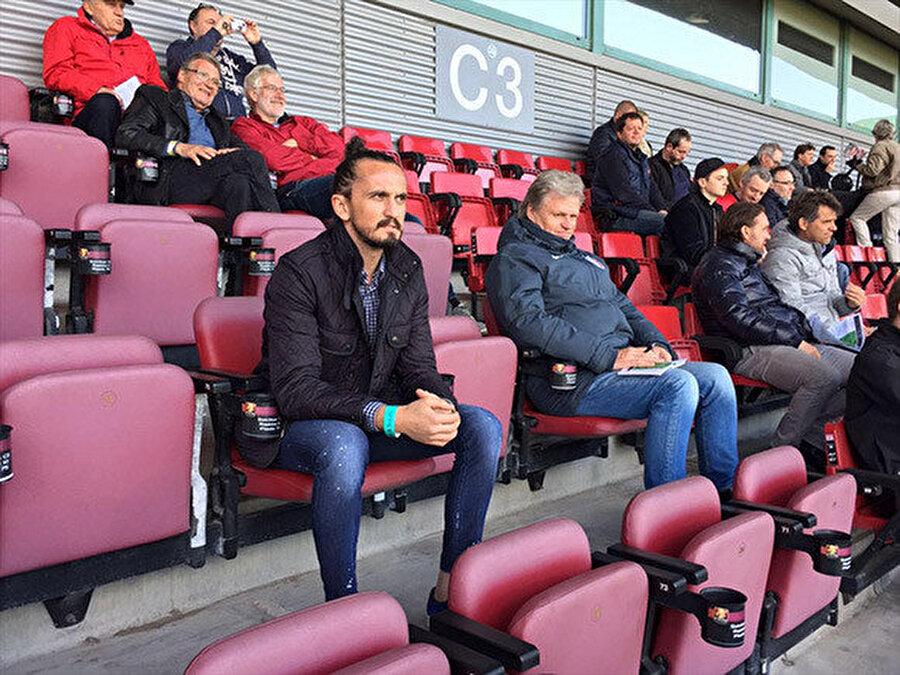 Tuncay Şanlı izledi 1 Mayıs 2016'da ise Fatih Terim'in isteği üzerine Tuncay Şanlı, Emre Mor'u izlemek için Danimarka'nın yolunu tutmuştu.