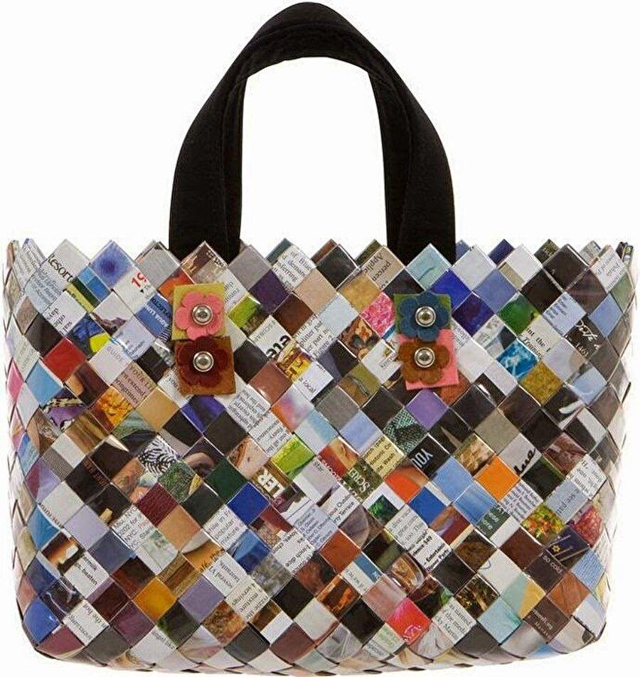 Çantaları mağazadan almak zorunda değilsiniz                                                                                                                                                                                                                                                                                                                                              Ambalajlar yardımı ile kendi çantanızı kendiniz yapabilirsiniz.