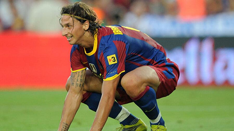 Umduğu gibi olmadı                                                                           2009'da İbrahimovic, hayallerini süsleyen Barcelona'ya transfer oldu. İbrahimovic, teknik direktör Guardiola ile yaşadığı sorunlar nedeniyle Katalan ekibinde fazla varlık gösteremedi.