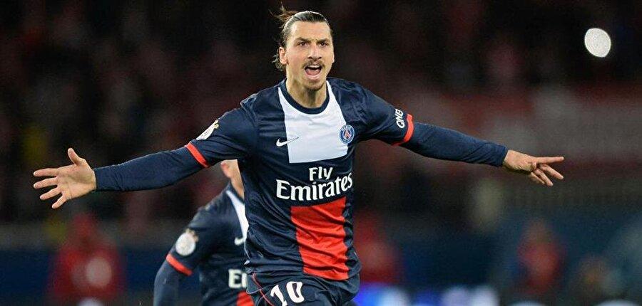 Dev transfer                                                                           2012'de İbrahimovic, Milan'dan Paris Saint-Germain'e 23 milyon Euro'ya transfer oldu.