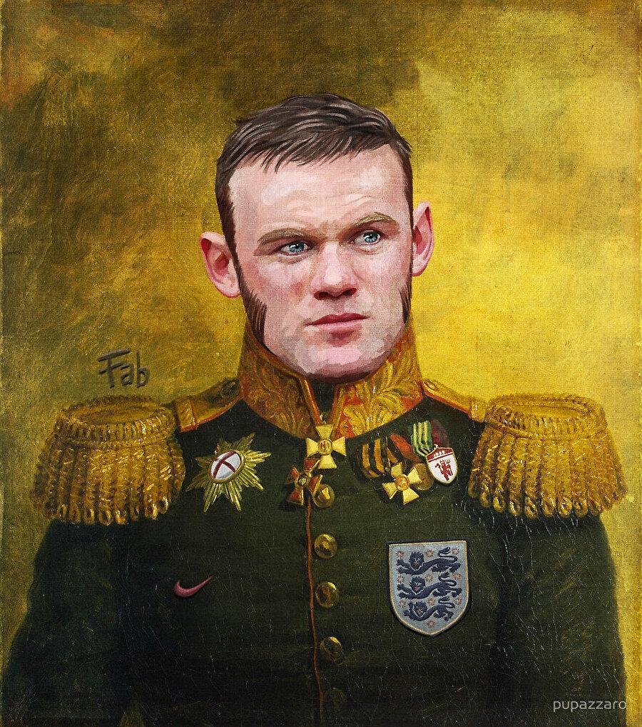 Wayne Rooney                                      Manchester United'ın 30 yaşındaki futbolcusu eski günlerini arıyor.