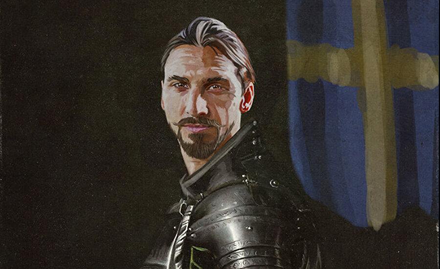 Zlatan Ibrahimovic                                      PSG ile sözleşmesi sona eren İsveçli futbolcu, Manchester United'a imza attı.