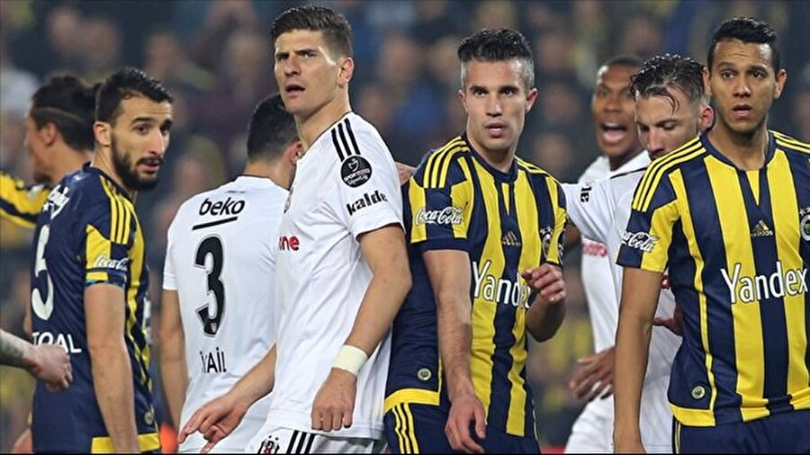 13. Hafta: Fenerbahçe-Beşiktaş
