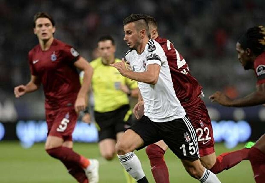 10. Hafta: Beşiktaş-Trabzonspor