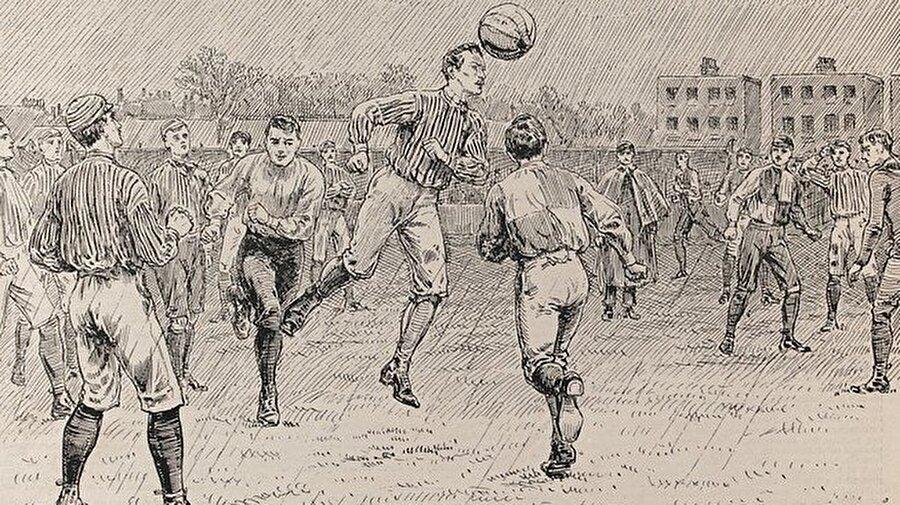 Türk gençler oynamaya başladı                                                                                                                                                                                          Türkler ve yabancı gençler, Kadıköy'de bulunan çayırlarda bu keyifli sporu yapmaya başladı.