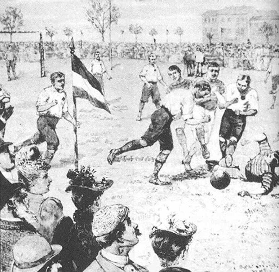 Emekler sonuçsuz kalıyor                                                                                                                                                                                          Siyah Çoraplılar'ın kurucularıyla birlikte bir grup genç, 1902'de Kadıköy Futbol Kulübü'nü kurdu. Ancak bu takımda dönemin yöneticileri tarafından kapatıldı.