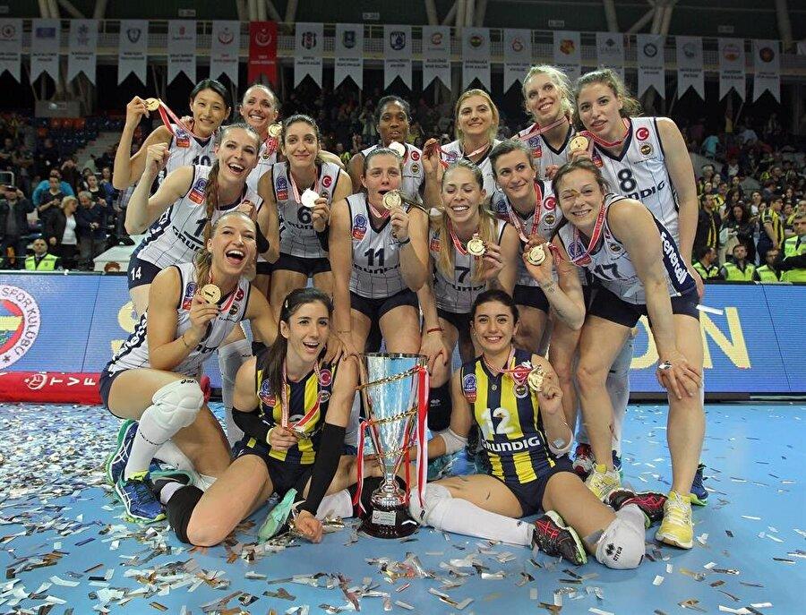 Son şampiyon                                                                                                                                                     Kadınlar Voleybol Ligi şampiyonlukları; 2008-2009, 2009-2010, 2010-2011, 2014-2015, 2016-2017.
