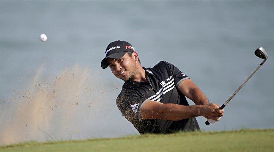Jason Day                                                                           Avustralyalı golfçü.