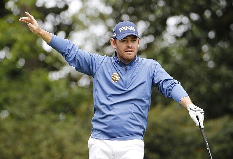 Louis Oosthuizen                                                                           Güney Afrikalı golfçü.