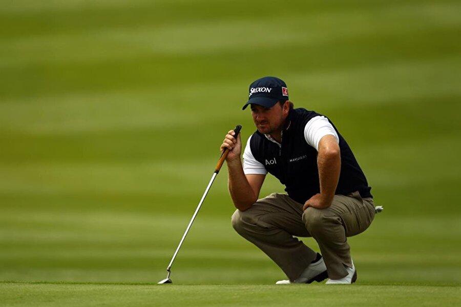 Graeme McDowell                                                                           Kuzey İrlandalı golfçü.