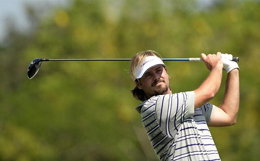 Victor Dubuisson                                                                           Fransız golfçü.