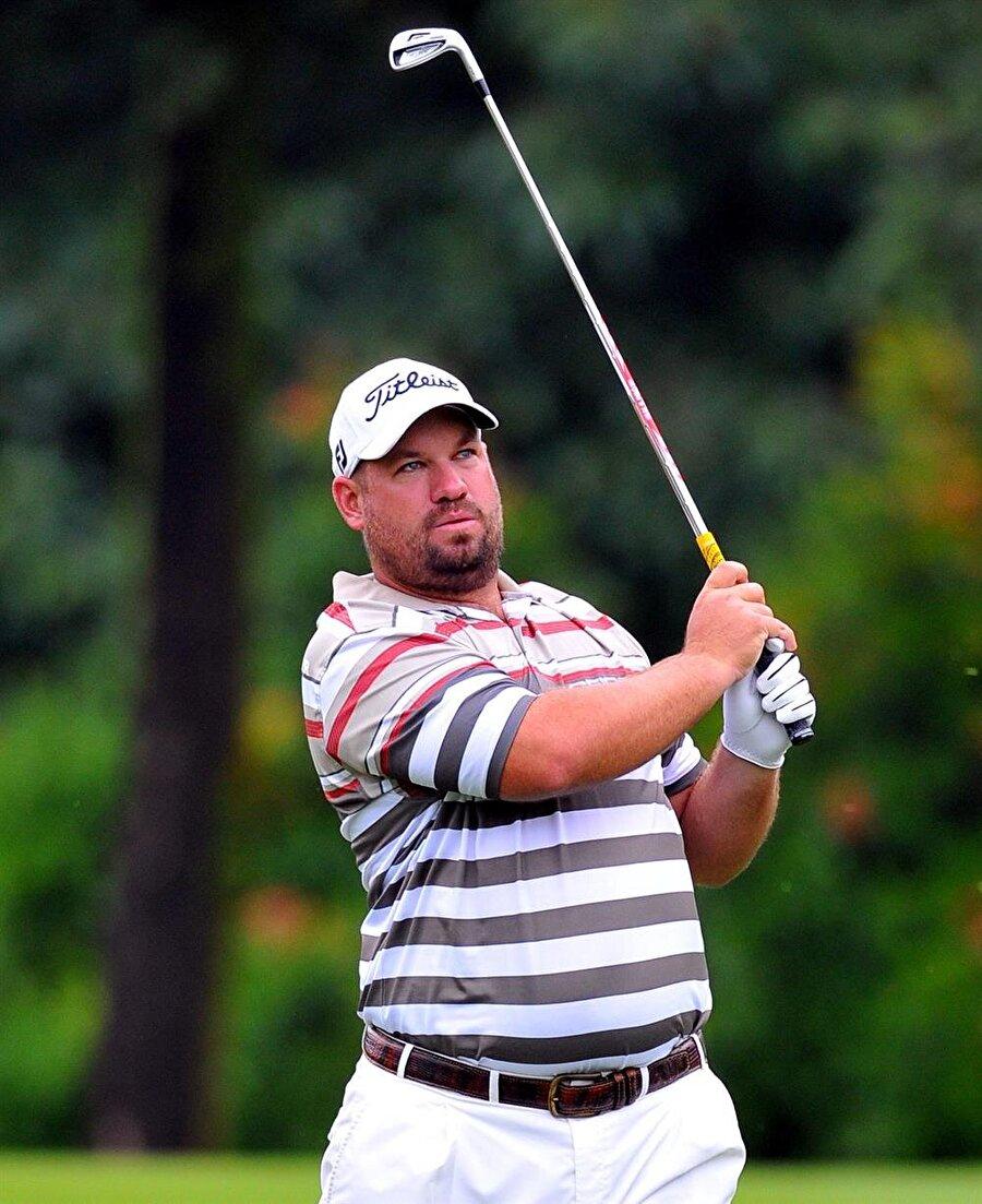 Brendon de Jonge                                                                           Zimbabveli golfçü.