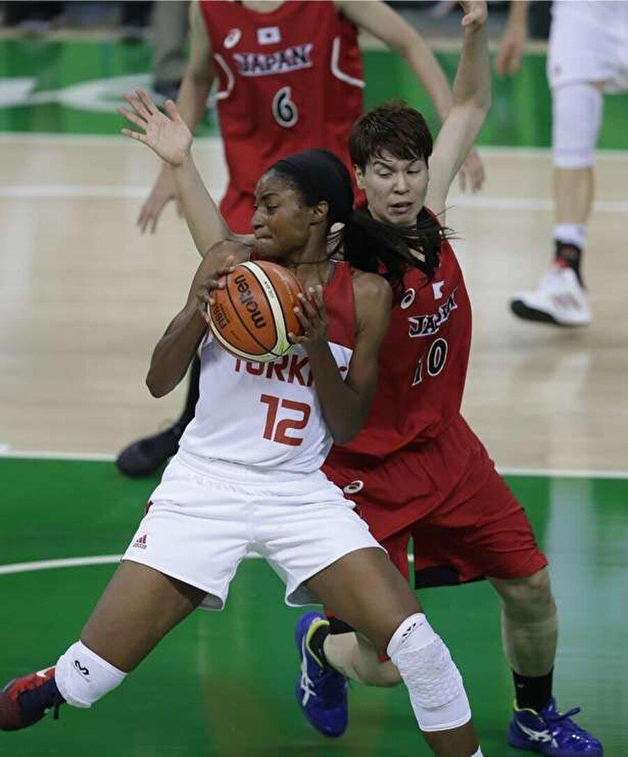 Periler, Japonya'ya acımadı                                      Kadın Basketbol A Grubu üçüncü maçında Türkiye, Japonya ile karşı karşıya geldi. Potanın Perileri karşılaşmayı 76-62 kazandı.