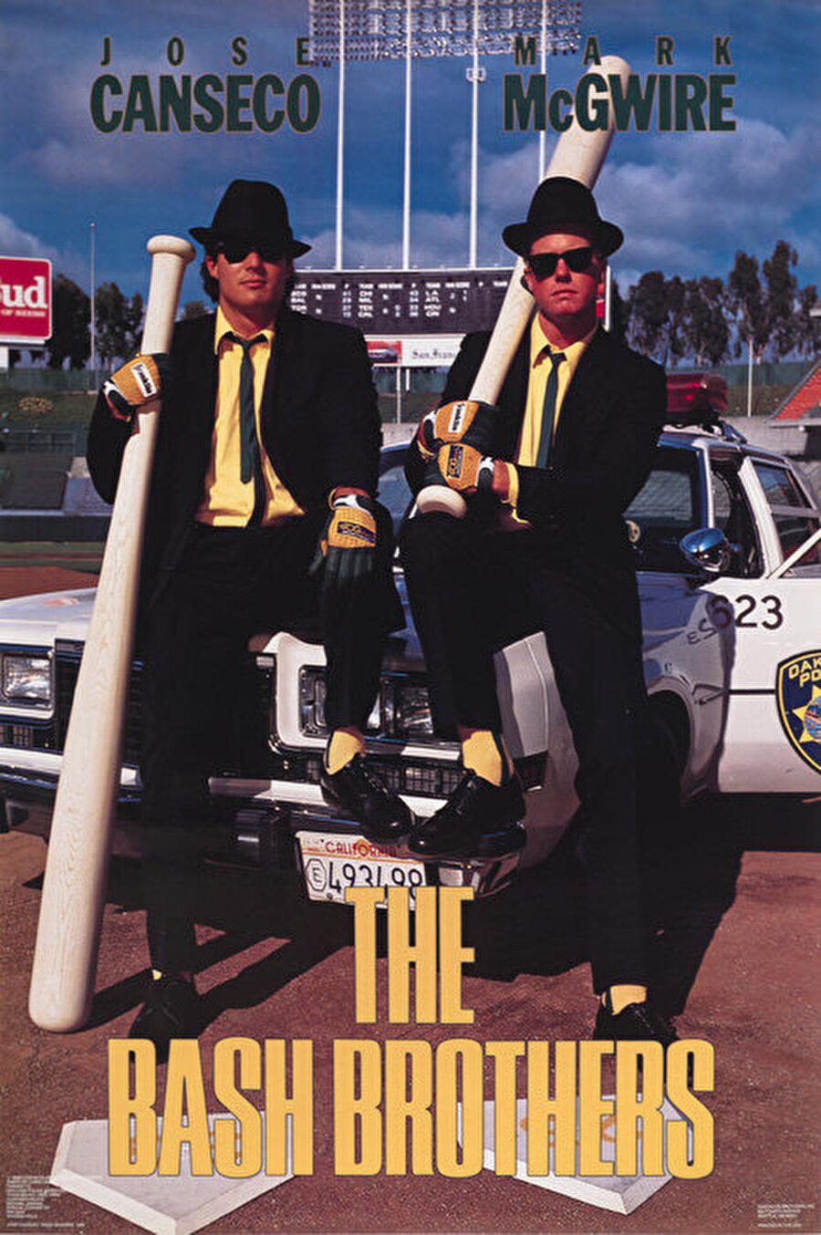 Jose Canseco ve Mark McGwire Küba doğumlu beyzbolcu Jose Canseco, uzun yıllar ABD'de kariyerini sürdürdü. Kaliforniyalı Mark McGwire de dönemin en dikkat çeken isimlerinden biriydi.