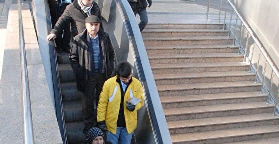 Asansör yerine merdiven kullanın
