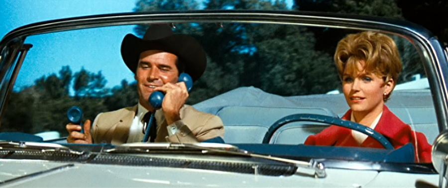 The Wheeler Dealers (1963) Yönetmen: Arthur Hiller Yazarlar: George Goodman, Ira Wallach Oyuncular: James Garner, Lee Remick