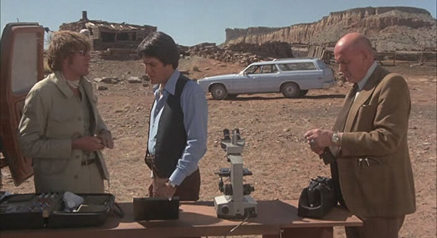 Nightwing (1979) Yönetmen: Arthur Hiller Yazarlar: Martin Cruz Smith, Steve Shagan, Bud Shrake Oyuncular: Nick Mancuso, David Warner, Kathryn Harrold