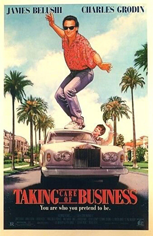Taking Care of Business (1990) Yönetmen: Arthur Hiller Yazarlar: Jill Mazursky, J.J. Abrams Oyuncular: Jim Belushi, Charles Grodin, Anne De Salvo