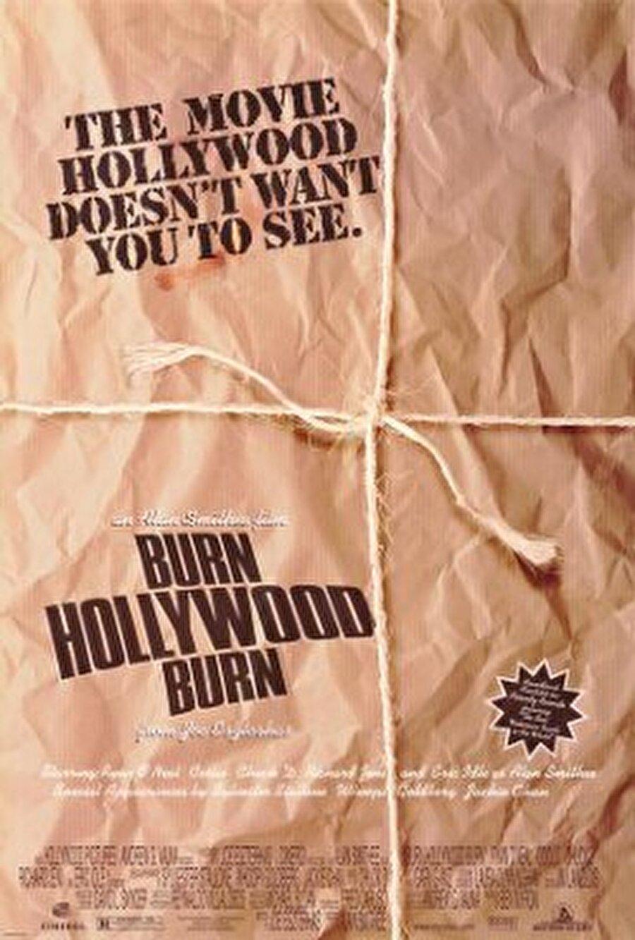 An Alan Smithee Film: Burn Hollywood Burn (1998) Yönetmen: Arthur Hiller Yazar: Joe Eszterhas Oyuncular: Eric Idle, Ryan O'Neal, Coolio, Chuck D, Richard Jeni