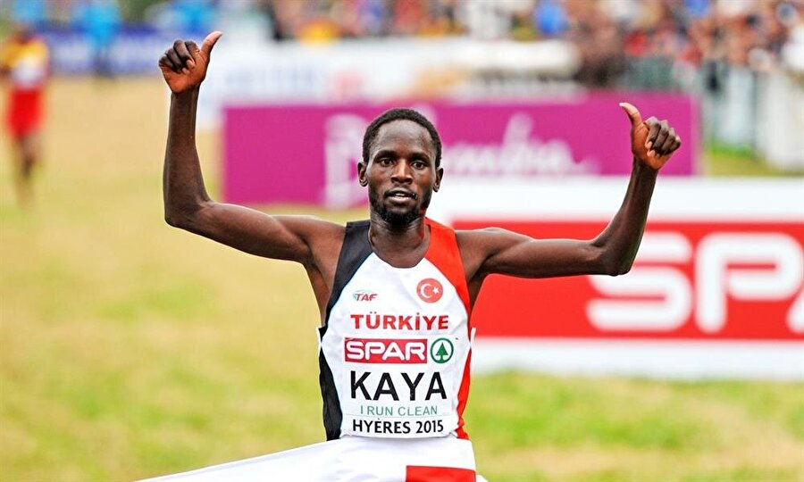 Ali Kaya 20 Nisan 1994 Kenya doğumlu Stanley Kiprotich Mukche, Türk vatandaşı olunca Ali Kaya ismini aldı. Ali Kaya, Prag'da düzenlenen 2015 Avrupa Şampiyonası'nda 7:38.42'lik derecesiyle 3000 metrede Türkiye ve şampiyona rekoru kırarak altın madalya kazandı. Rio'da madalya umutlarımızdan olan Ali Kaya, erkekler 5 bin metre elemelerinde kendi serisinde 19., genel sıralamada 39. olarak elendi.