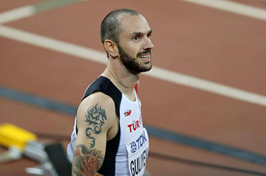Ramil Guliyev Fenerbahçe forması giyen Ramil Guliyev, Azerbaycan doğumlu. 2011'de Türk vatandaşlığına geçen atletin bu durumu, Azerbaycan Atletizm Federasyonu'nda ciddi tepki çekmişti. Rio'da erkekler 200 m finalinde milli sporcumuz 8. oldu.