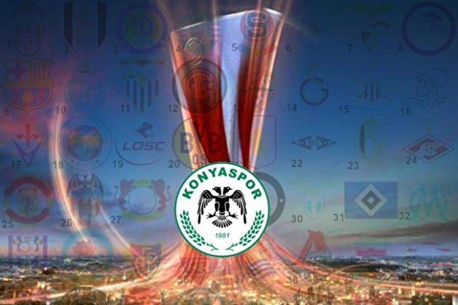 Konyaspor'un rakipleri                                                                           H Grubu ATİKER KONYASPOR  Shakhtar Donetsk  Braga  Zurih