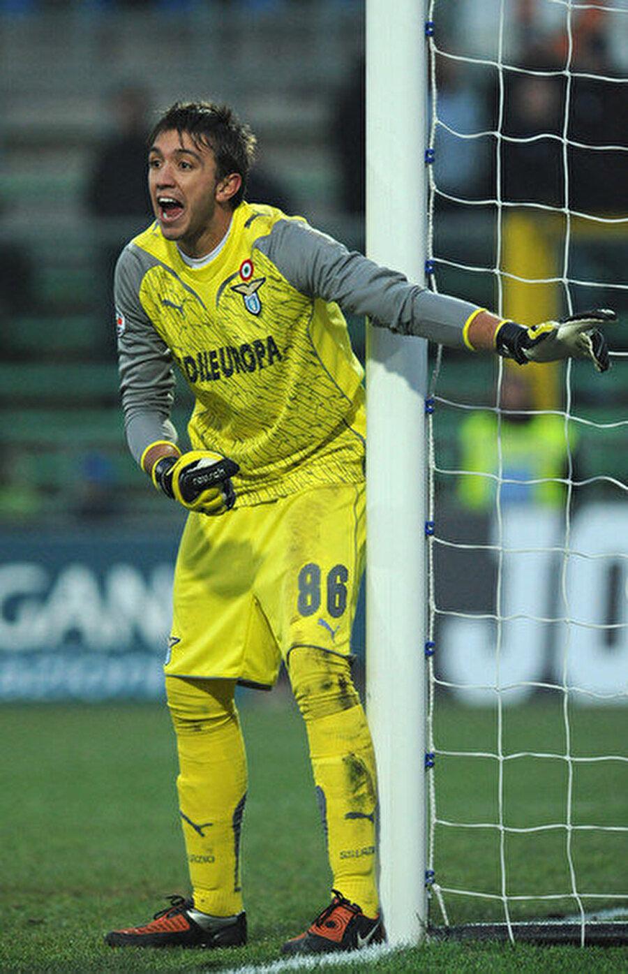 İtalya seferi başladı 2007'de Nacional'a kiralanan Muslera, yine aynı yıl içinde Lazio'nun yolunu tuttu.