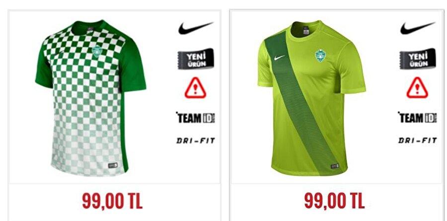 Kırklarelispor Spor Toto 2. Lig Kırmızı Grup'ta mücadele eden bir diğer ekip olan Kırklarelispor'un forma fiyatları da cep yakıyor. Kırklarelispor taraftarları, takımlarının formasını almak için 99 lirayı gözden çıkartmak durumunda.