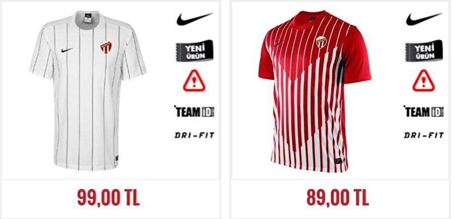 İnegölspor  Spor Toto 2. Lig Kırmızı Grup'ta mücadele eden İnegolspor'un 2016-2017 sezonu forma fiyatları 89 ila 99 lira arasında değişiyor.