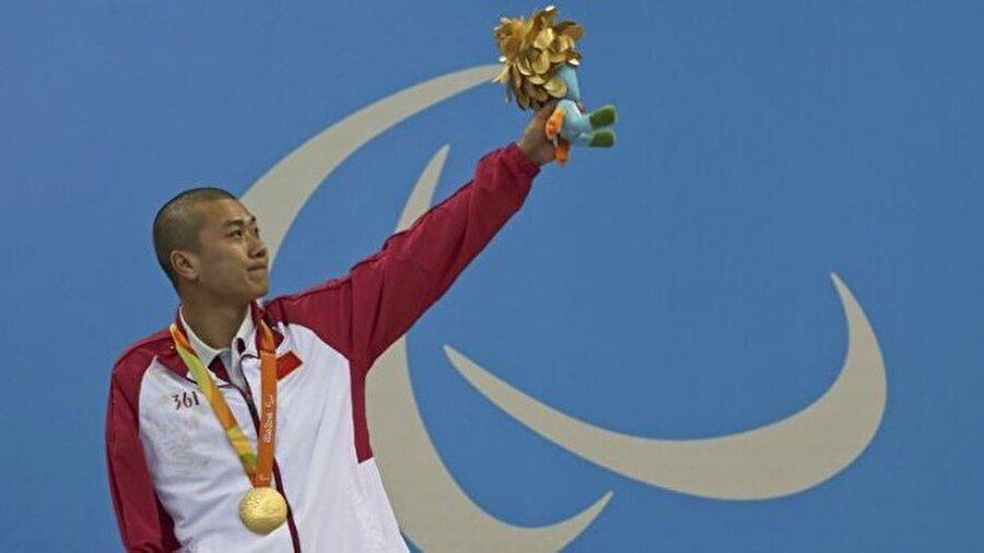 Çin zirveyi kimselere bırakmadı Paralimpik Oyunları'nda toplamda 239 madalya toplayan Çin şampiyon oldu.