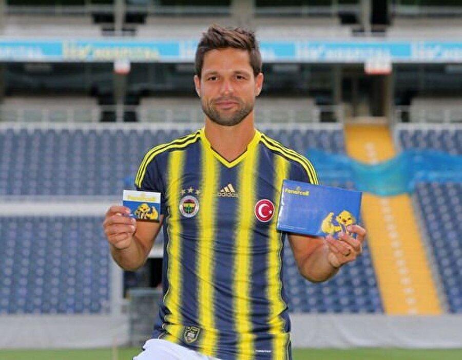 Taraftar umutlandı                                      Fenerbahçeliler Diego Ribas'ın kısa sürede sarı-lacivertlilere uyum sağlayacağını ve takımın başarısında büyük katkı sağlayacağını bekledi.