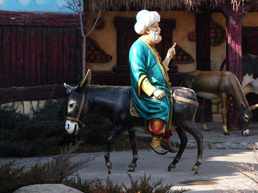 UNESCO'dan Hoca'ya 1996-1997 UNESCO tarafından Uluslararası Nasreddin  Hoca Yılı ilan edilmiştir.