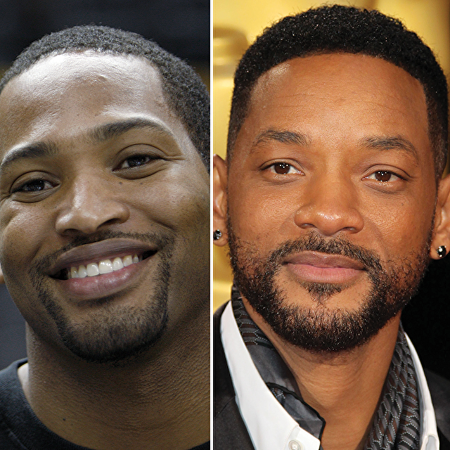 Robert Horry / Will Smith