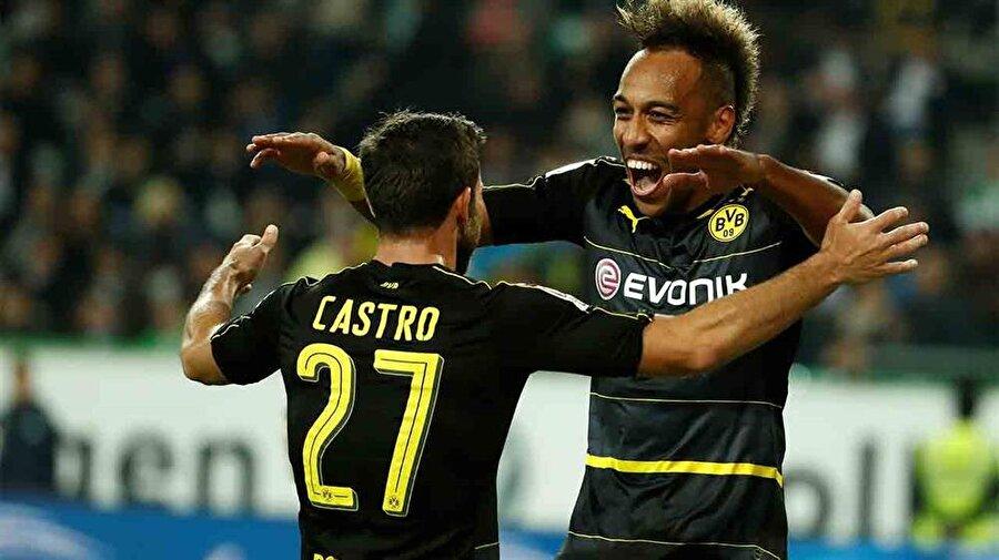 Deplasmanda da coştu                                      Bundesliga'nın 4. haftasında Borussia Dortmund bu kez deplasmanda Wolfsburg ile karşı karşıya geldi.