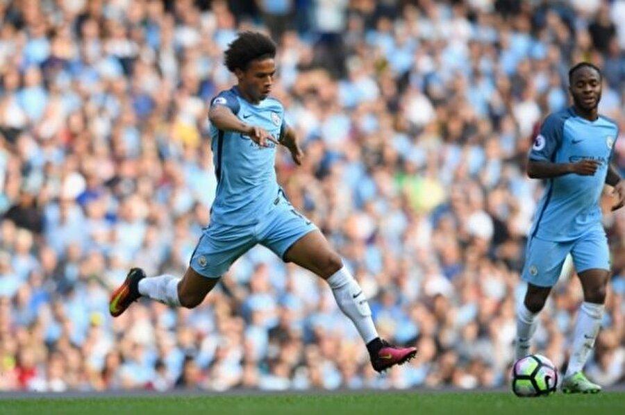 Leroy Sané                                                                                                                Yaş: 20 Pozisyon: Sağ açık Seviye: 79 Kulüp: Manchester City
