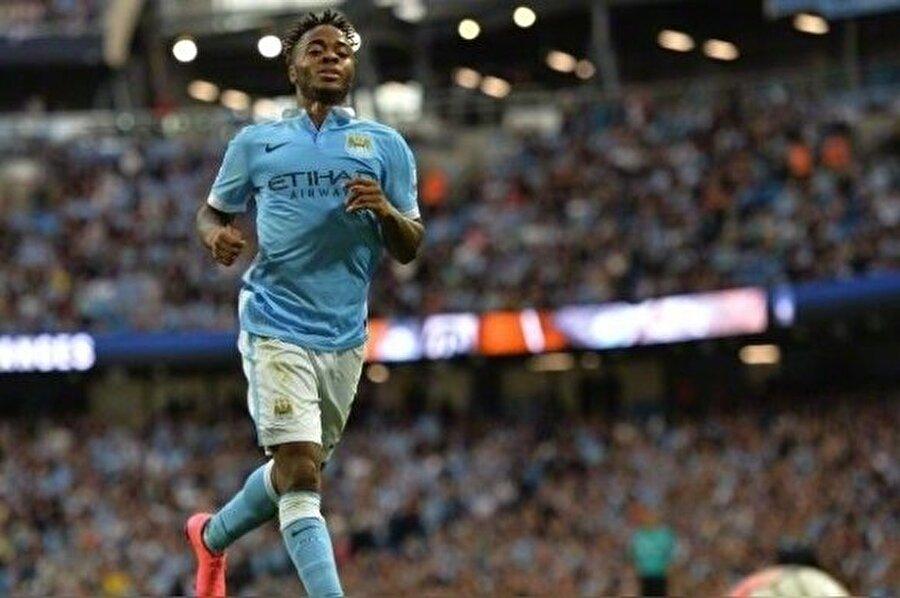 Raheem Sterling                                                                                                                Yaş: 21 Pozisyon: Sol açık Seviye: 82 Kulüp: Manchester City