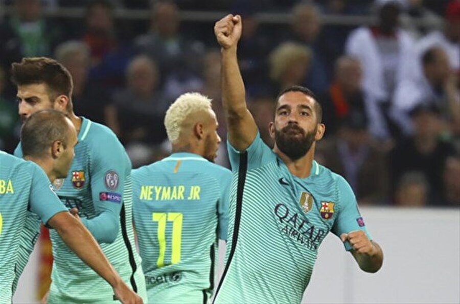 Barcelona Puan: 134.056